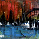 thumbnail of Aftermath no. 2 painting