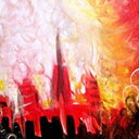 thumbnail of Aftermath no. -1 painting