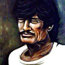 thumbnail of Charles Bronson painting
