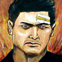 thumbnail of Chow Yun-Fat painting