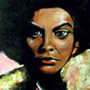 thumbnail of Cleopatra Jones painting