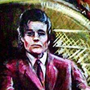 thumbnail of Jack Lord - Drinks With Friends painting