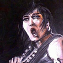 thumbnail of Joan Jett painting