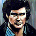 thumbnail of Michael Knight painting