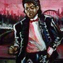 thumbnail of Michael Jackson - Billie Jean painting