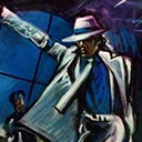 thumbnail of Michael Jackson - Smooth Criminal painting