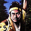 thumbnail of Musashi - the Last Samurai painting