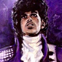thumbnail of Prince painting