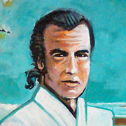 thumbnail of Steven Seagal - is Impenetrable painting