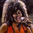 thumbnail of Tina Turner painting