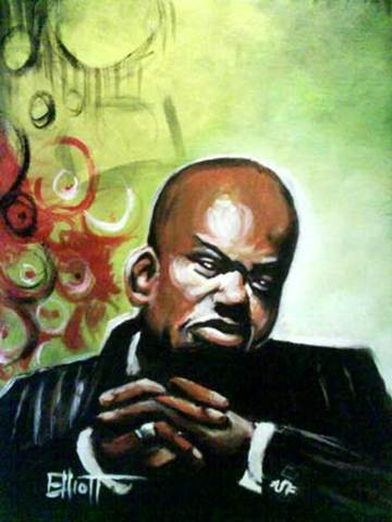 full view of Too $hort painting