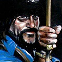 thumbnail of Waylon Jennings painting